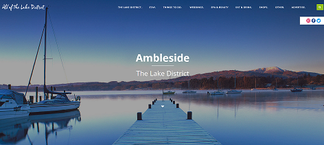 ambleside accommodation